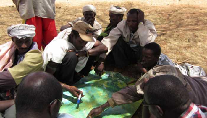Kenya Climate Smart Agriculture Project (KCSAP) Community training services